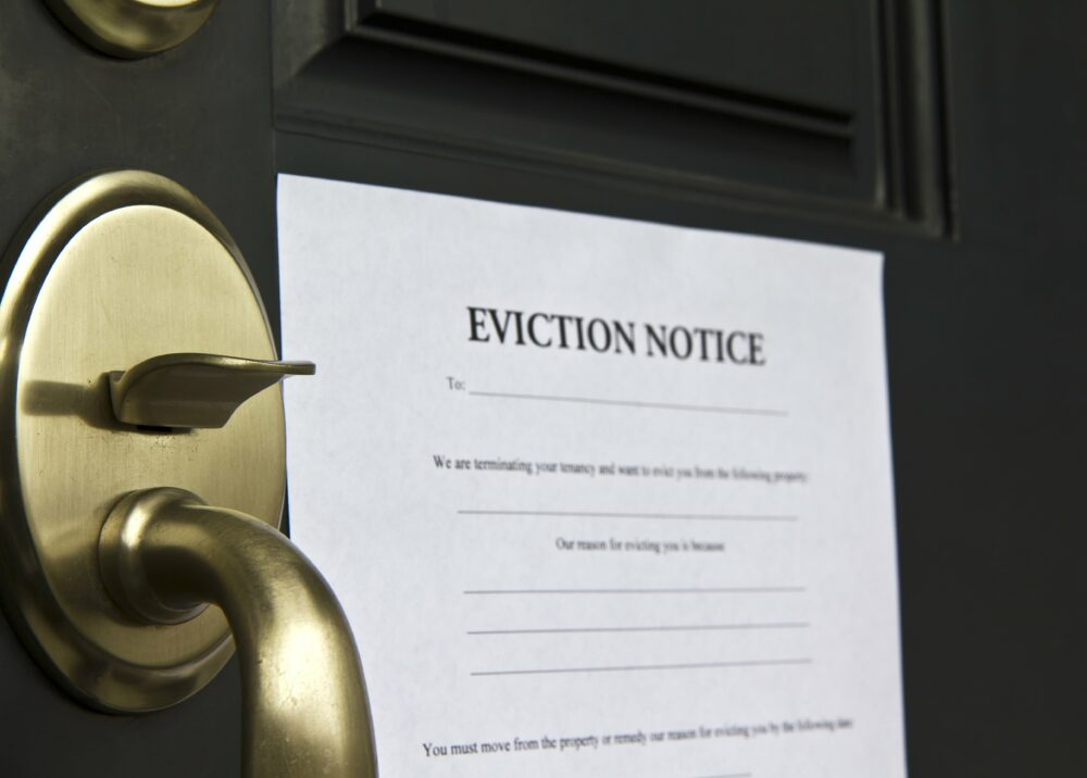 Tenant Evictions: What Landlords need to know